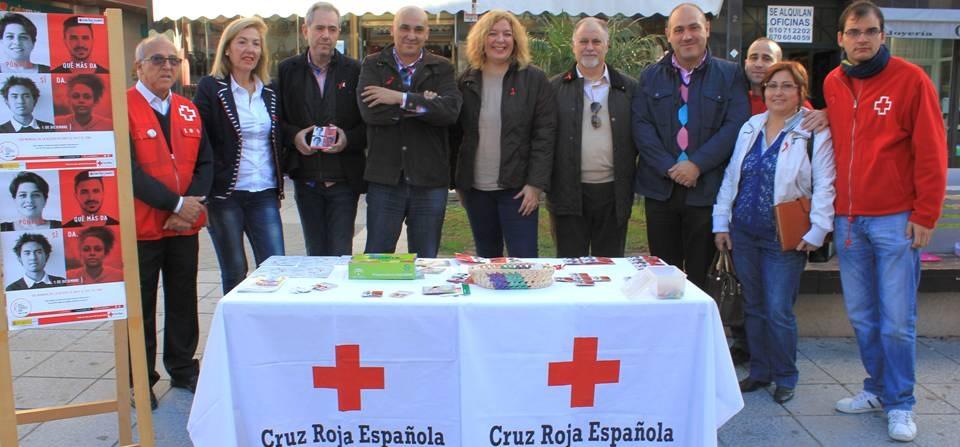 La campaña 'Póntelo, qué más da, Si Da' conciencia a los jóvenes en el 'Día Mundial de la Lucha Contra el SIDA'