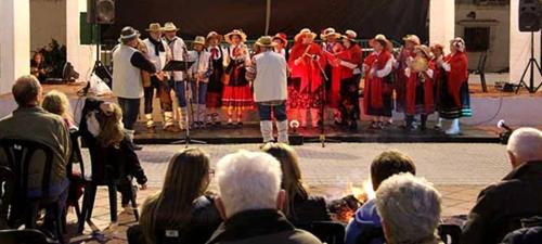 La Herradura cantó a la Navidad más popular y flamenca con la Zambombá