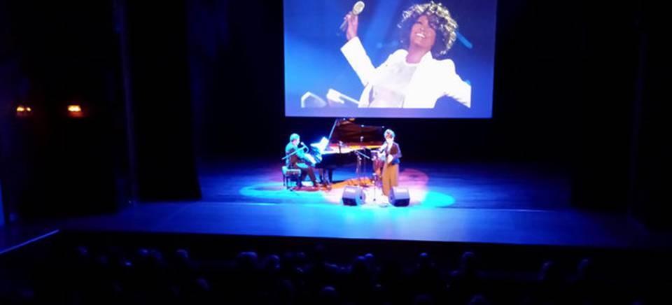 Las grandes divas del Jazz sonaron anoche en Almuñécar
