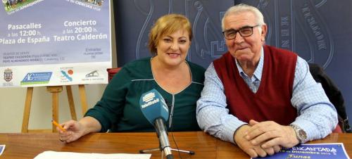 Las tunas de Ciencias y Aparejadores animarán el comercio motrileño el próximo sábado