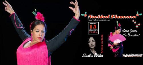 María Gómez 'La Canastera' presenta su espectáculo 'Navidad Flamenca'