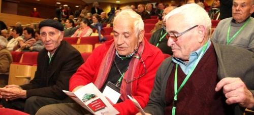 Más de 100 de mayores de la provincia pasarán la Navidad en la Costa gracias a un programa de convivencia de Diputación