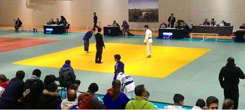 Máximo Leonel Dastoni consigue la plata en la Copa de España de Judo Infantil