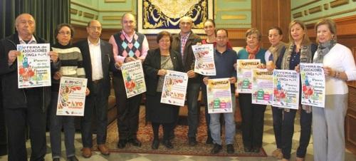 Motril celebra la 'X Feria de Asociaciones y ONG'