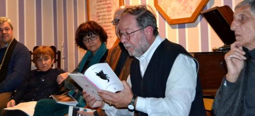 Ocho poetas granadinos se reúnen en torno a Lorca para compartir la influencia del poeta en sus obras