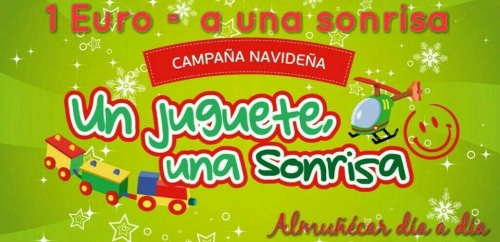 Un movimiento solidario nacido en el grupo de Facebook 'Almuñécar Día  Día', recauda fondos para comprar juguetes y alimentos para bebes