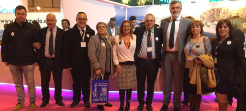Balance positivo de la participación de Salobreña en Fitur 2016
