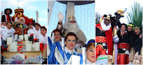 Cabalgata de Reyes Almuñécar 2016 2