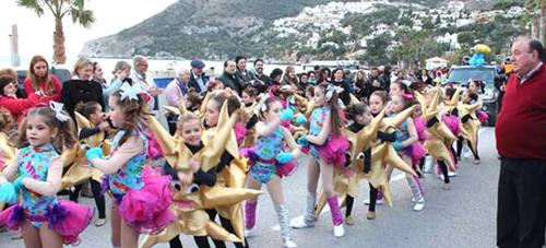 Cabalgata de Reyes La Herradura