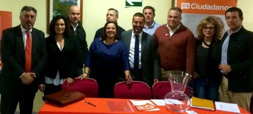 Constituida la Agrupación de Ciudadanos Almuñécar - La Herradura