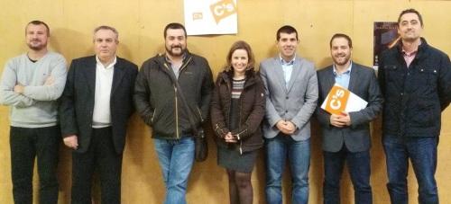 Constituida la Agrupación Local de Ciudadanos Motril