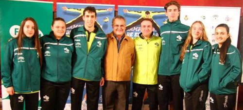 Dos jugadoras de BM Almuñécar participarán en el Campeonato de España 2016