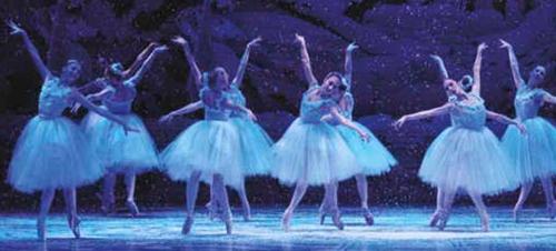 El Ballet Clásico de Rusia representará 'El Cascanuecesel' el día 24 en Almuñécar
