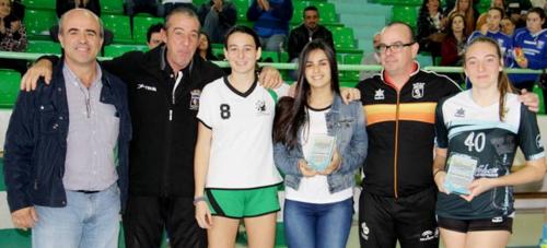 El BM Almuñécar se clasifica para el titulo juvenil andaluz femenino