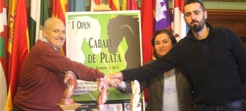 El centro cívico 'La Matraquilla' acoge el 'I Open de ajedrez, Caballo de Plata'