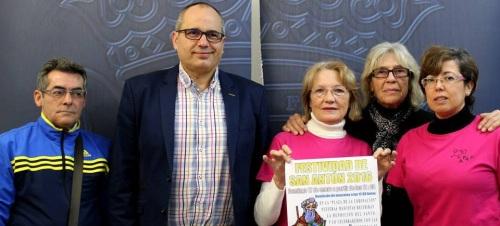 El 'Día de San Antón' anima a todos los motrileños a bendecir a sus mascotas