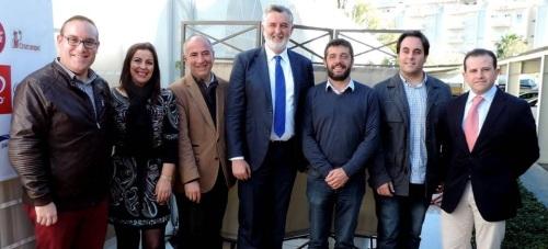 El presidente de Mancomunidad, Sergio García, ha reconocido públicamente la labor que realizan los empresarios de los chiringuitos