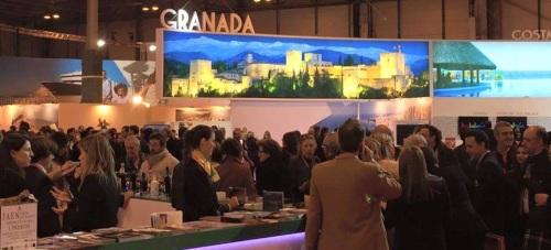 El Puerto promociona en Madrid el destino turístico de la Costa Tropical y la provincia de Granada