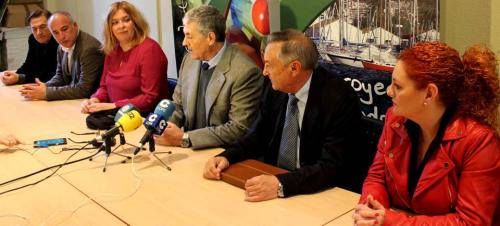 Flor Almón muestra el apoyo del Gobierno municipal a los empresarios granadinos y a las propuestas de desarrollo para Motril y su Comarca
