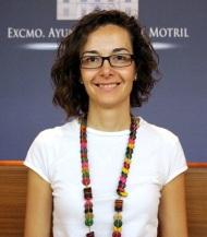 Gloria Chica, concejal de Agricultura en el Ayto. de Motril