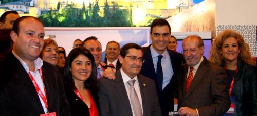 Granada celebra el día de la provincia en Fitur con la expectativa de un nuevo año récord para el sector turístico