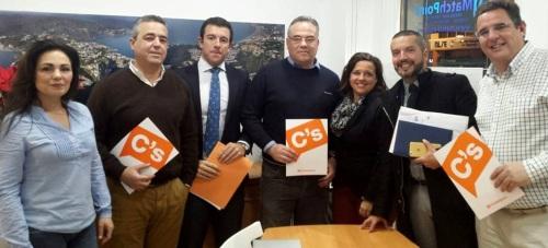 Junta Directiva Ciudadanos Almuñécar