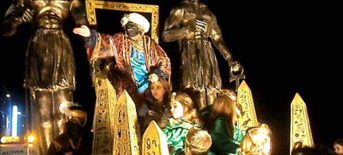 La Cabalgata de Reyes de Almuñécar estará formada por 10 carrozas y dos pasacalles