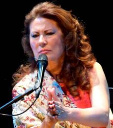 La cantaora malagueña Antonia Contreras actuará este viernes en Almuñécar