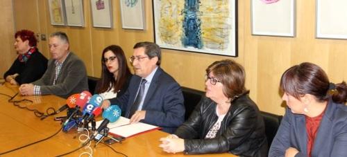 La Diputación afronta el año con el reto de impulsar la obra pública, crear empleo, reforzar las políticas sociales y mejorar los servicios municipales