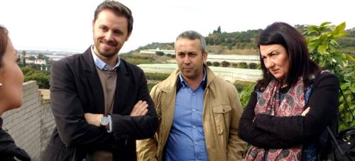 La Junta anima a pymes de la Costa a salir al exterior aprovechando la buena imagen del sector hortofrutícola