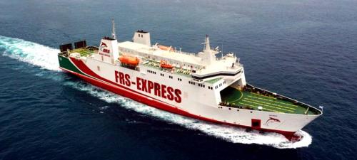 La naviera FRS anuncia una conexión diaria entre Motril y Tánger para el transporte de mercancía