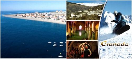 Las fiestas de la provincia y nuevas rutas turísticas, presentaciones estrella de Granada en Fitur 2016