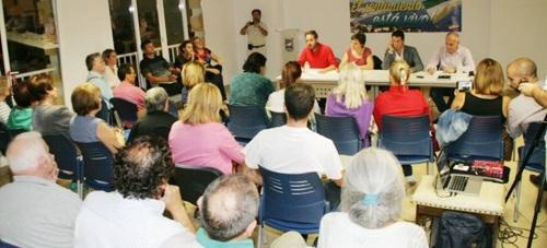 Los Socialistas lamentan que tras tres meses el teniente alcalde de La Herradura aún no haya convocado la comisión de la ELA