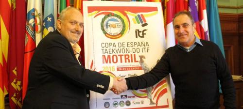 Motril será la sede este fin de semana de la 'Copa de España de Taekwon-do ITF'