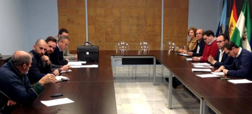 Reunión de la comisión para la elaboración de memoria inicial de autogestión de La Herradura