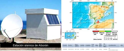 Un seismo de 6,3 grados de magnitud sacude la costa andaluza y Melilla