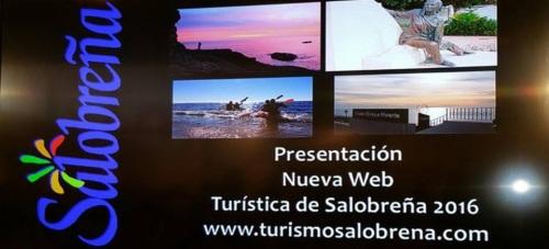 Turismo de Salobreña lanza su nueva página web