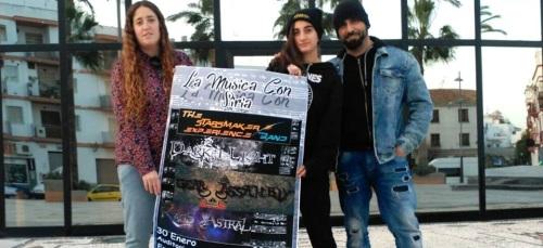 Un concierto rock y heavy recaudará fondos para los refugiados sirios