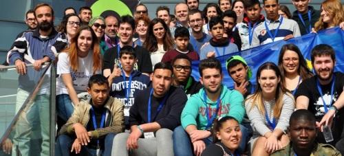 70 jóvenes granadinos proponen mejoras en materia de política municipal