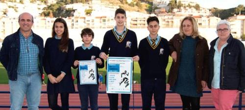 Alumnos de International School celebran una jornada solidaria en Almuñécar