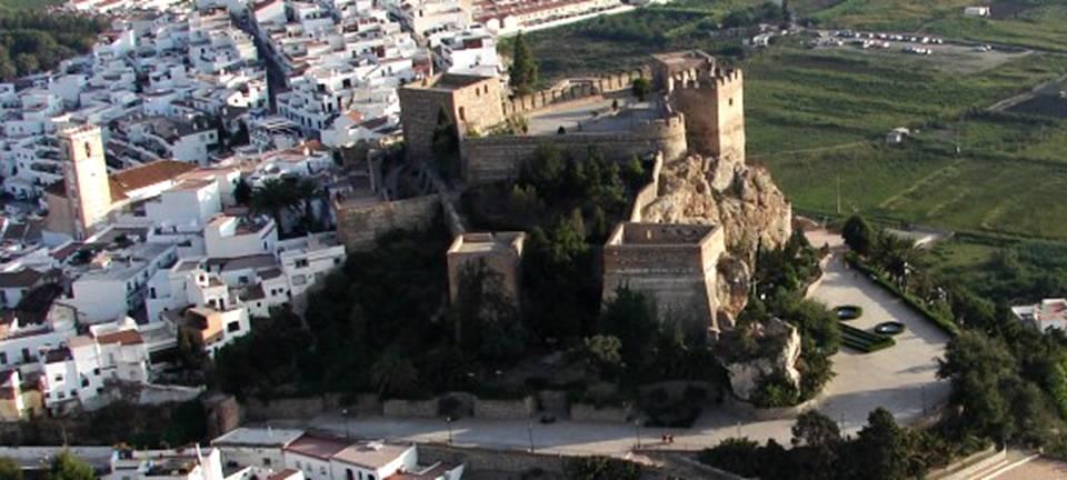 Castillo árabe de Salobreña