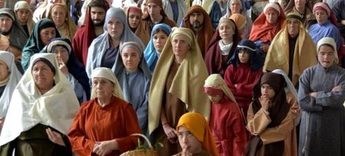 Celebración de 'La Judea' en Motril