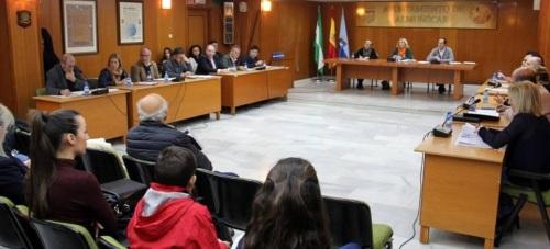 Ciudadanos critica la falta de transparencia en la gestión del actual Equipo de Gobierno en el Ayto. de Almuñécar