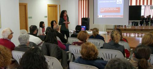 Continúan las charlas del 'Proyecto para la mejora de la calidad educativa de Motril, Edúcate para educar'