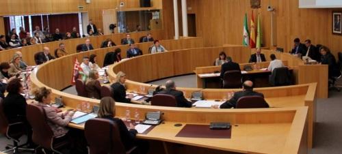 Diputación aprueba por unanimidad las propuestas de Ciudadanos