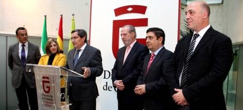Diputaciones andaluzas compartirán experiencias de gobierno en materia de empleo, protección social y servicios públicos