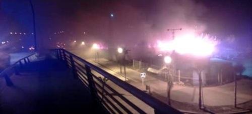 El Ayuntamiento emprenderá acciones legales contra Sevillana por el incendio junto al Guadalfeo