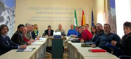 El comité de empresa de LIMDECO llega a un acuerdo con el Ayto.