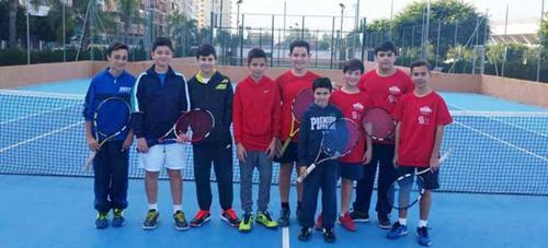 El equipo del CT Costa Tropical de Almuñécar infantil se mete en semifinales del Campeonato de Andalucía por equipos.png