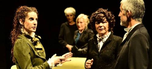 El Grupo de Teatro de Salobreña presenta en Almuñécar la obra 'Casa de Muñecas'